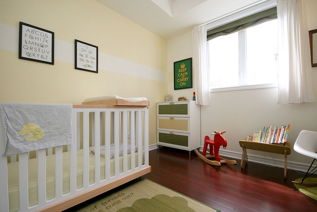 Staging A Baby S Room Not So Boring Is It Capital Home Staging Design